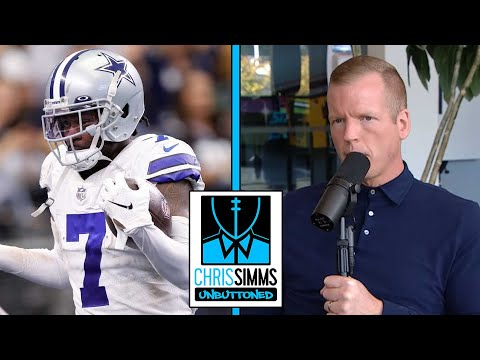 Damn, okay: Should teams just stop throwing at Trevon Diggs? | Chris Simms Unbuttoned | NBC Sports