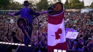 Brett Kissel Hometown Homecoming Concert Recap