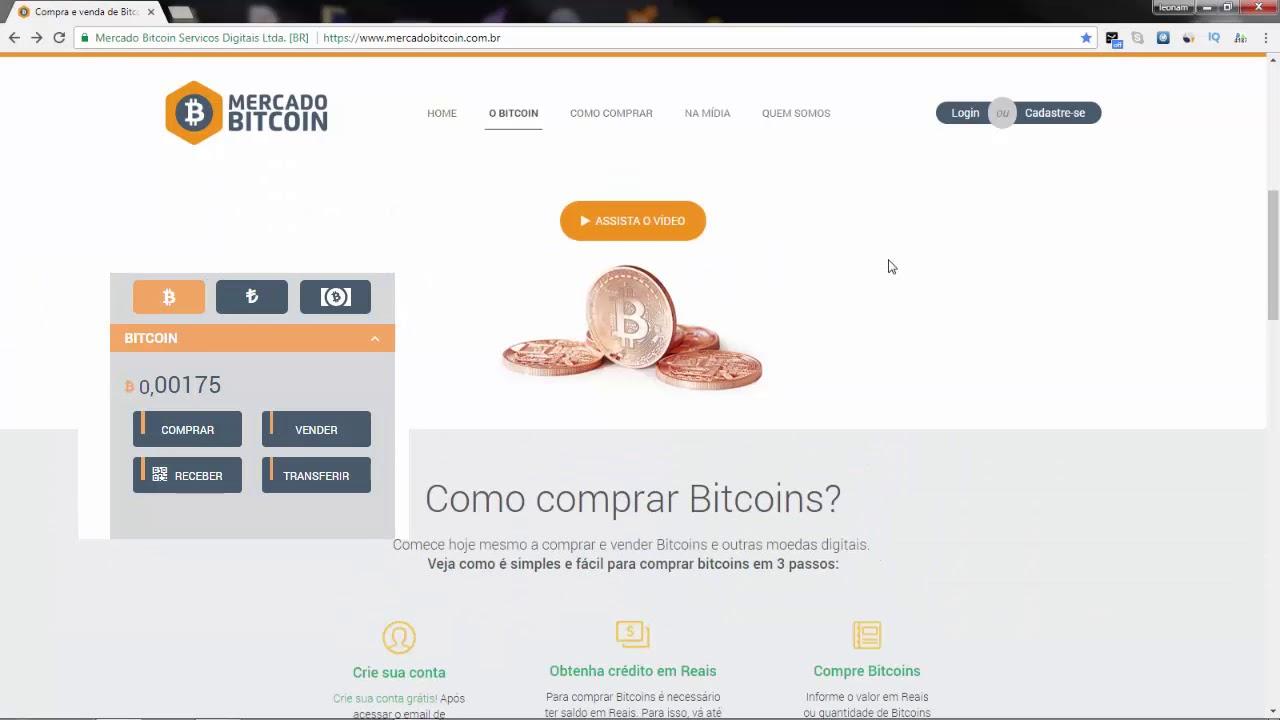 19a74e74327c40 Como vender seus Bitcoins em Reais