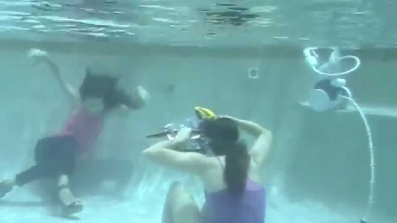 Underwater Behind the Scenes - YouTube