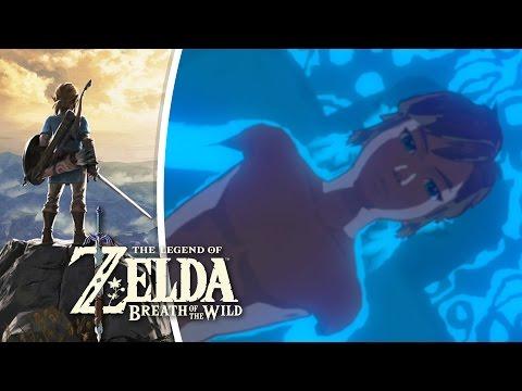 Abre los ojos! | Parte 1 | The Legend of Zelda: Breath of the Wild (Switch) - MarkGamer03