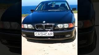 Vista lado esquerdo BMW