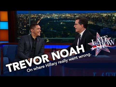 Don't Put Trevor Noah in a Basket