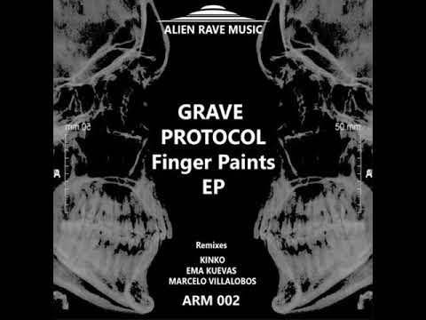 03 - ARM 002 - Grave Protocol - Finger Paints (Ema Kuevas Remix) 129 Bpm