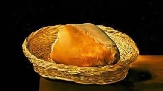 Корзинка с хлебом, Сальвадор Дали — ОБЗОРЫ КАРТИН