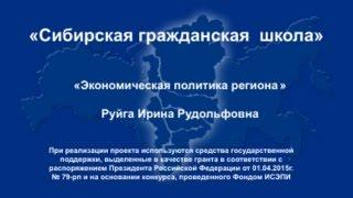 видео 31. Формы и методы государственного регулирования экономики