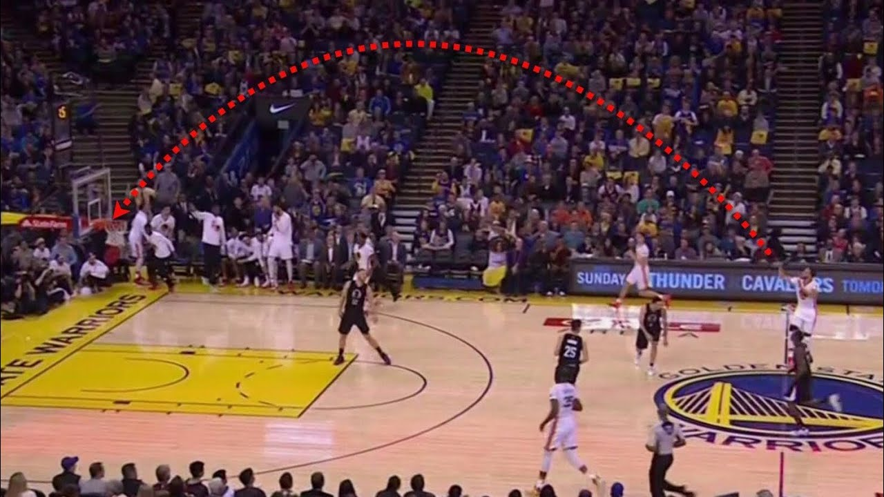 Steph Curry Deepest Threes (Compilation)