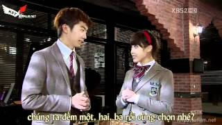 [Vietsub] Dream High Ep 13 Jason & PilSuk chon bai hat
