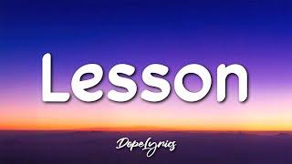 Diamond Flowerss - Lesson (Lyrics) 🎵
