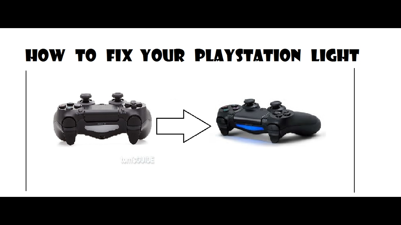 How to fix your light bar on a ps4 controller youtube how to fix your light bar on a ps4 controller aloadofball Choice Image