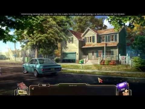 Paranormal Pursuit: The Gifted One Collector's Edition - Free Download Hidden Object Detective