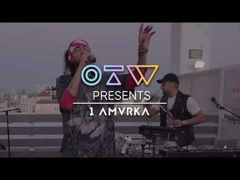 """Live From The Rooftop: 1 AMVRKA – """"Raised In The Wild"""" 