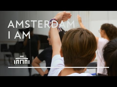 #1 Amsterdam youngsters dance in Amsterdam I Am