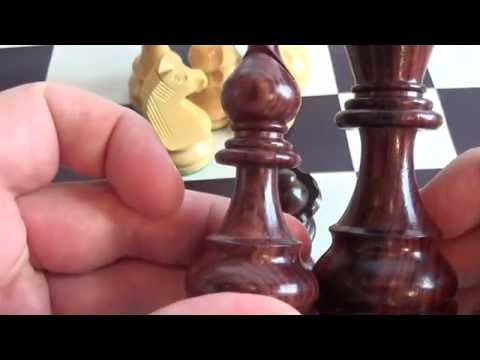 Championship Series - House of Staunton – Classic Pieces - Wholesale Chess - Chess Pieces Review