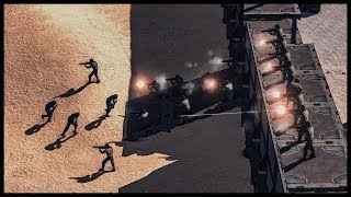 Epic STARSHIP TROOPERS Fort Defense!