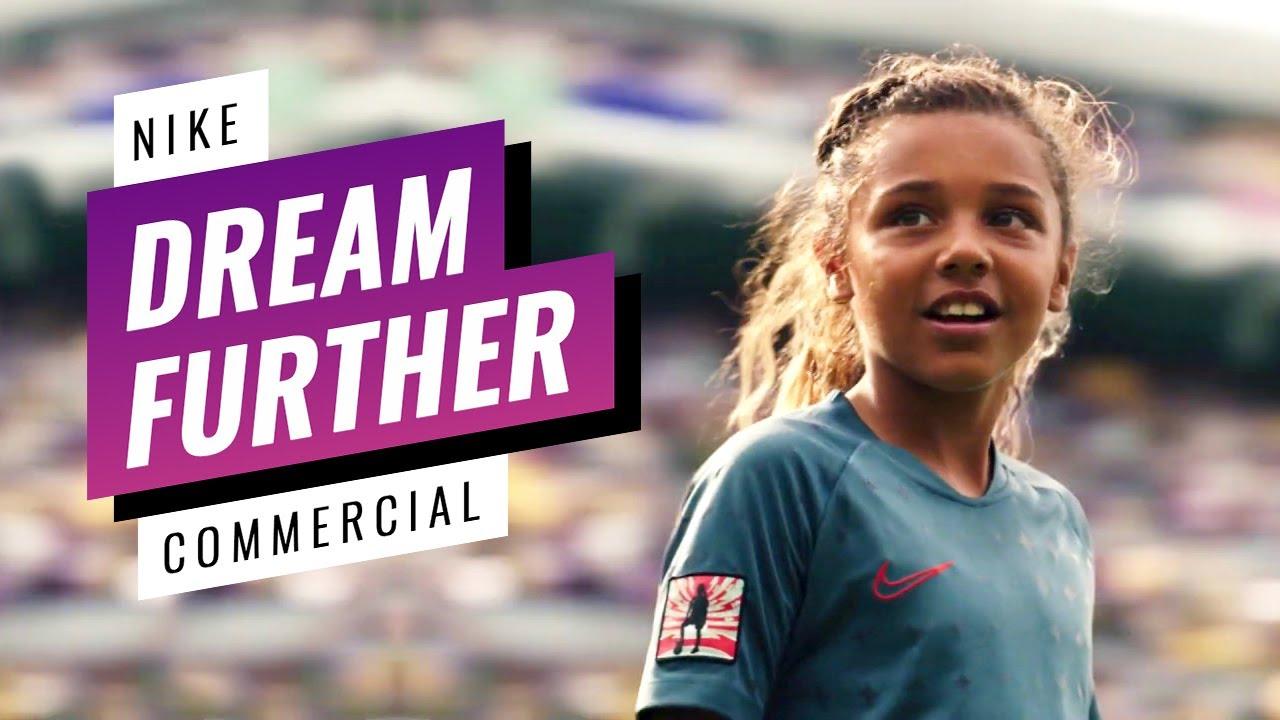 demasiado idiota psicología  Anuncio de Nike - Mundial Fútbol Femenino -