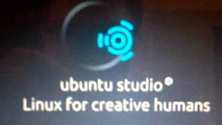 UBUNTU Studio graphic error