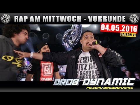 RAP AM MITTWOCH BERLIN: 04.05.16 Battlemania ALLSTARS Vorrunde (2/4)