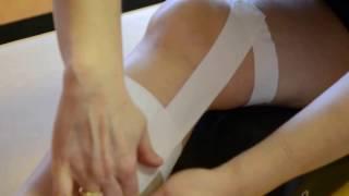 Tutostéo Strapping du genou