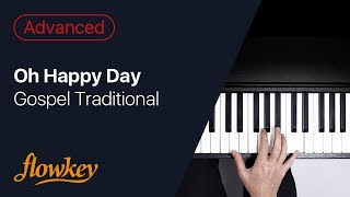 Gospel Traditional - Oh Happy Day: Beautiful Piano Arrangement