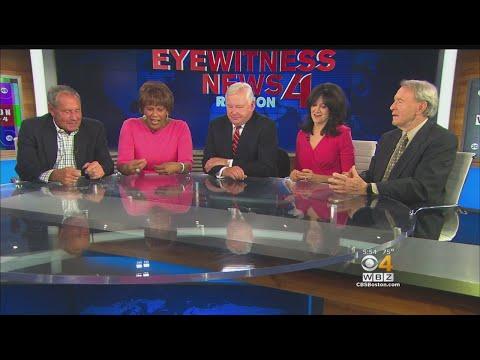Jack, Liz, Bob, Bruce & Joyce Reunite Decades Later On WBZ-TV