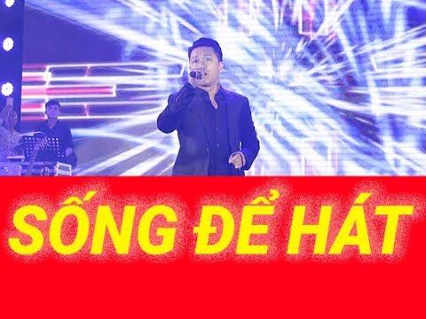 LIVESHOW SỐNG ĐỂ HÁT - Lâm Chấn Huy | TÌM LẠI BẦU TRỜI - Tuấn Hưng | kỉ niệm 15 năm ca hát