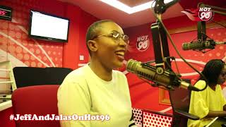 Jalango tries to reunite Nicah and Ofweneke live on air