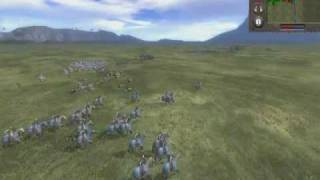 Medieval II Total War Online Battle: France vs. Russia