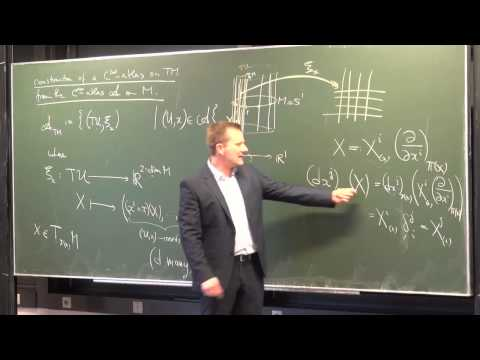 Lecture 6: Fields (International Winter School on Gravity and Light 2015)