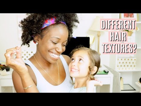 BLACK MOM MIXED KID DIFFERENT HAIR TEXTURES!! HOW DO WE MANAGE?!