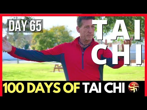 Live Tai Chi Class: Repulsing the Monkey | 100 Days of Tai Chi