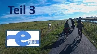Elbe-Radweg Teil 3: Von Altenbruch nach Mittelnkirchen