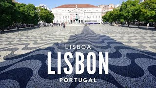 Tour of Lisbon PORTUGAL - oldest capital city in Western Europe | JOEJOURNEYS
