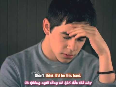 [Vietsub] David Archuleta - A Little Too Not Over You