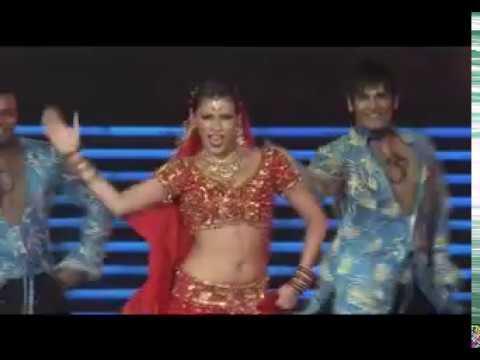 Bollywood show at China