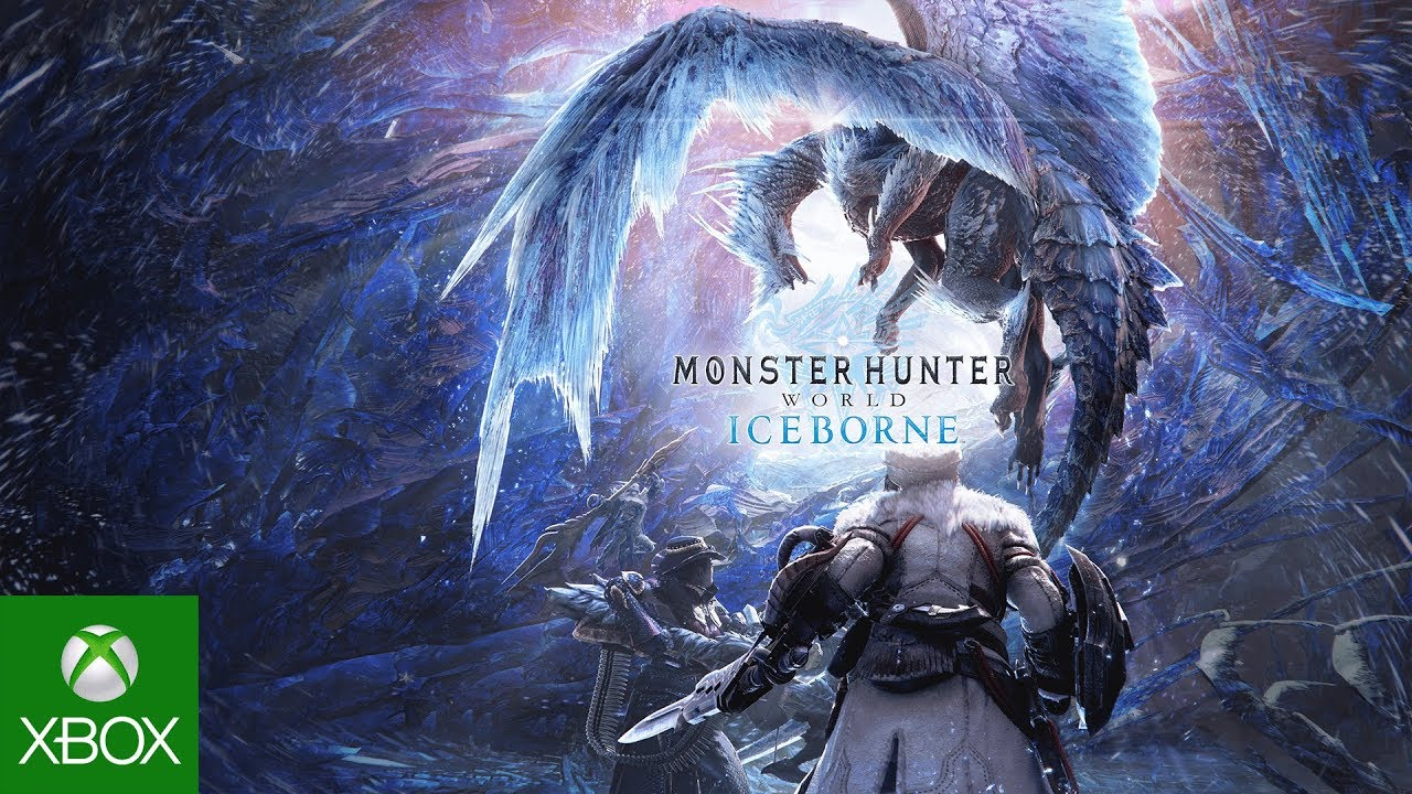 Monster Hunter World: Iceborne - Gameplay Reveal Trailer thumbnail