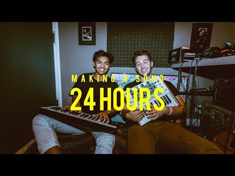 MAKING A HIT SONG IN 24 HOURS with CHRISTIAN FRENCH  Justin Escalona