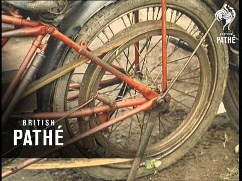 Vintage Motor Cycles  (1960)