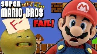 Super Mario Bros. FAIL! [Grapefruit Plays]