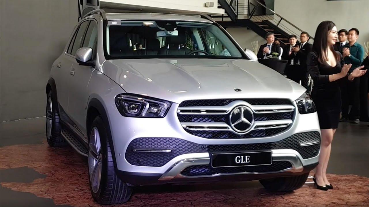 2020 Mercedes-Benz GLE Launch