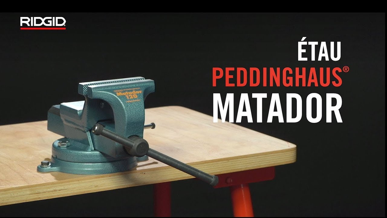 RIDGID Peddinghaus Matador