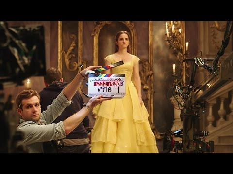"Thumbnail: Beauty and the Beast ""Dresses"" Behind The Scenes Featurette"
