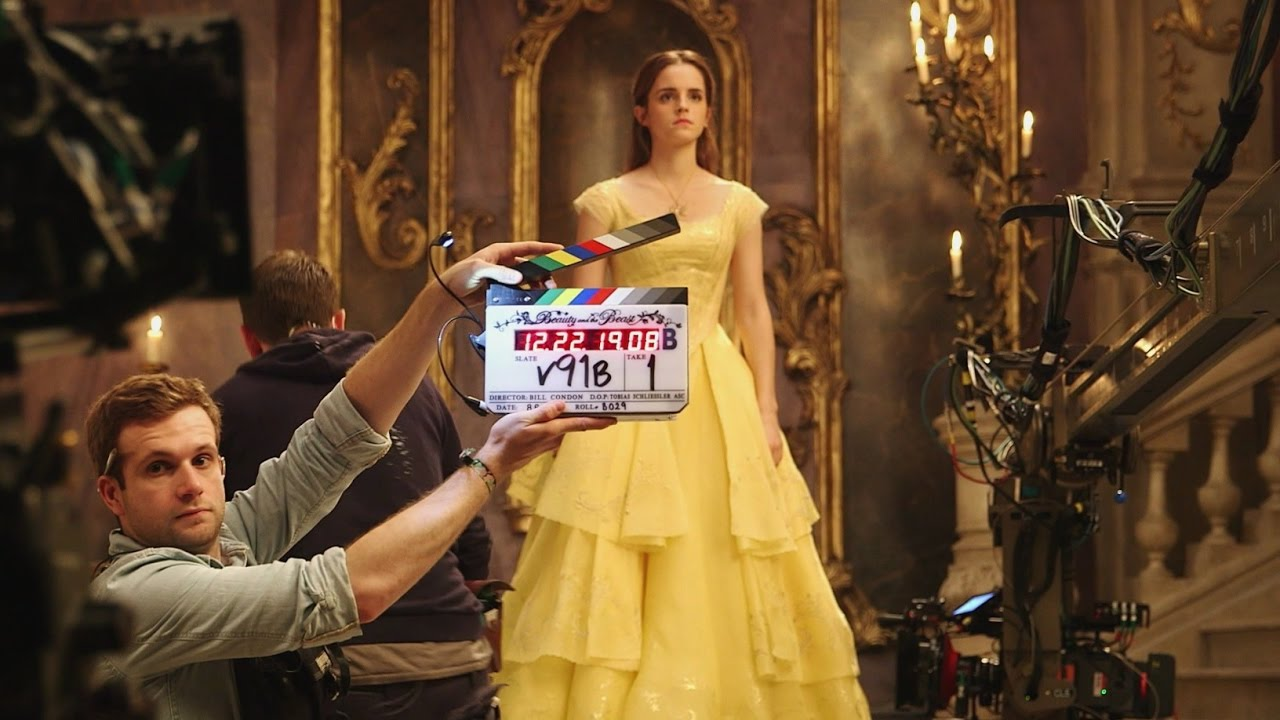 Beauty And The Beast Dresses Behind Scenes Featurette