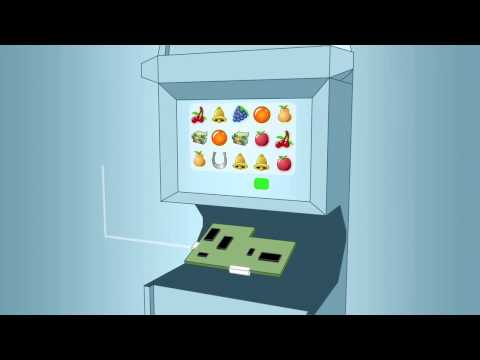 How Slot Machines Work: The Stop Button