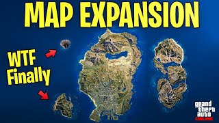 Did Rockstar Just Announce A New Map Expansion With New Heists Coming This Year In Gta 5 Online!?