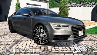 GTA 5 Audi A7 2015(Скачать модификацию (Download modification): http://link.ac/5fWx10 ..., 2016-05-09T07:54:08.000Z)