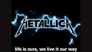 Download Metallica - Nothing Else Matters [Lyrics] Mp3 and Videos
