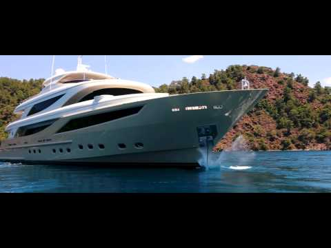 Motor Yacht Steel - Naviera Yachting