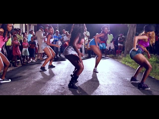Menace XL ft Nicholas - Balance/ RoadCode Official Music Video  (Benzo){Antigua Carnival}