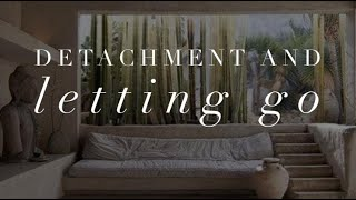 Michelle Mazur Life Wellness - Detachment and letting go